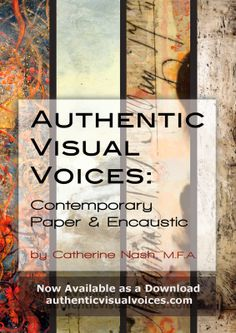 "Finally!!   Authentic Visual Voices is now available as a download and streaming ""in the cloud""!"