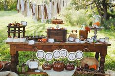 ABC Storybook Baby Shower