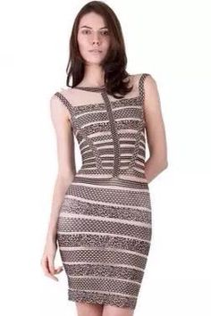 Bandage Dress high quality