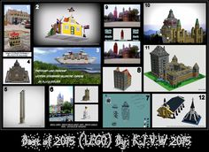 https://flic.kr/p/CG9Etp | Best of 2015 (LEGO) By: K.J.V.W 2015 | For the full Description, click on the link above or on the picture it self.