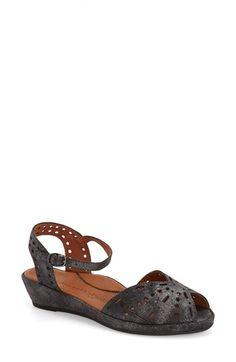 L'Amour des Pieds'Brenn' Ankle Strap Sandal (Women) available at #Nordstrom