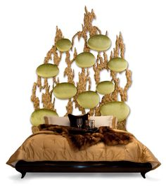 awesome bed.... christopher guy limited addition renaissance gold