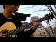 (Sungha Jung) Carol In Spring – Sungha Jung