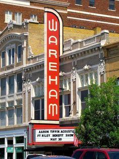 Wareham Theater -    Downtown Manhattan, Kansas
