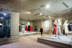 The House of Dior at NGV Melbourne. Celebrating 70 years of haute couture at one of the world's leading couturiers. Melbourne exclusive. 27 Aug - 7 Nov 2017