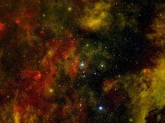 Star Cluster Cygnus OB2