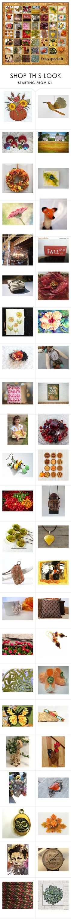 """""""Special(T) Selections"""" by rescuedofferings ❤ liked on Polyvore featuring Hostess, Ultimo, vintage, integrityTT and EtsySpecialT"""