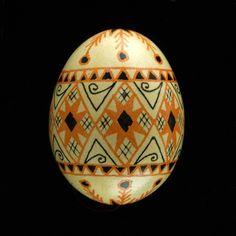 Pysanky+Ukrainian+Easter+Egg+Bleach+Rose+Hand+by+JustEggsquisite,+$24.00
