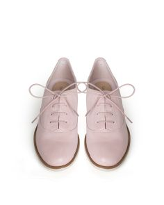 Torrie leather oxford shoes