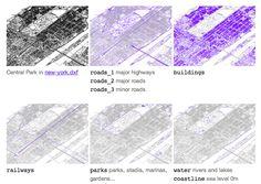Arquivos de CAD gratuitos das 241 maiores cidades do mundo