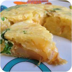 La mejor tortilla de patata del mundo mundial!! :D