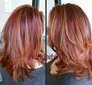 Image result for burnt sienna hair color