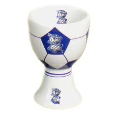 Birmingham City FC Egg Cup Birmingham City Fc, Egg Cups, Old And New, Eggs, China, Plates, Collection, Licence Plates, Dishes