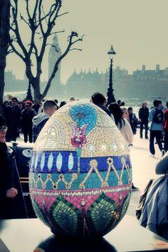 The Big Egg hunt...wish I could go!