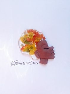 #clay #polymerclay #resin #epoxyresin #poc #flowers #pressed #pressedflowers #beautiful #handmade #brooch #necklace #love #race #resinflowers #portrait #clayface #doll #face #polymerclayface #sculpture Resin Flowers, Flowers In Hair, Clay Faces, Polymer Clay, Sculpture, Dolls, Doll Face, Portrait, Handmade