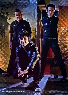 green day ♥ ♥ ♥ they are the best