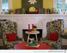 15 Traditional Mantel Designs