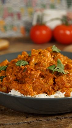Chicken Tikka Masala Found on every Indian menu, Chicken Tikka Masala is easy to make at home.<br> Found on every Indian menu, Chicken Tikka Masala is easy to make at home. Chicken Tikka Masala Rezept, Poulet Tikka Masala, Pollo Tikka, Recipe For Tikka Masala, Chicken Tandoori Masala, Chicken Butter Masala, Chicken Vindaloo Recipe, Best Chicken Tikka Masala Recipe, Easy Chicken Tikka Masala