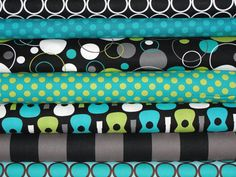 Michael Miller fabric.  Love it.  Nice for Tote Bags and Small Wallets.