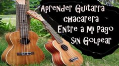 Aprender Guitarra Chacarera Entre a mi Pago sin Golpear