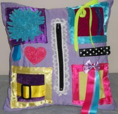 Sensory Stimulation Cushion Dementia Activity Product | eBay
