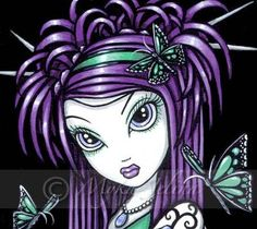 Myka Jelina Gothic Angels | Myka Jelina Gallery - Faeries , Mermaids, Gothic Angels, Fairy Tattoos ... Gothic Angel, Gothic Fairy, Gothic Fantasy Art, Fairy Land, Faeries, Coloring Pages, Anime Art, Art Gallery, Drawings
