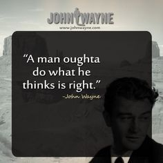 #johnwayne #Cancerfoundation #quotes