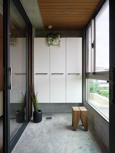 璞延設計/玄關 Foyer Design, Wall Design, House Design, Shoe Cabinet Design, Wooden Wardrobe, Cosy Corner, Balcony Design, Picture Design, Decorating Blogs