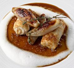 Sole With Roast Shallot Recipe By Tom Aikens