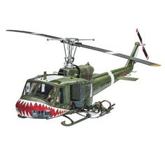 Revell Germany 1/24 Bell UH-1B