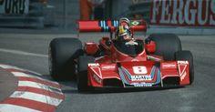 1976 Brabham BT45 - Alfa Romeo (Carlos Pace)