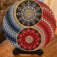 Veronica Jones added a new photo. Mandala Art, Mandala Design, Mandala Canvas, Mandala Drawing, Mandala Painting, Mandala Pattern, Mandala Painted Rocks, Mandala Rocks, Dot Art Painting