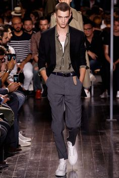 Ami Spring 2016 Menswear - Collection - Gallery - Style.com