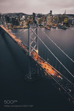 The other SF Bridge by pavidderry