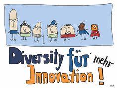Diversity für mehr Innovation