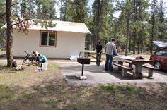 Jasper National Park - Cottage Tents