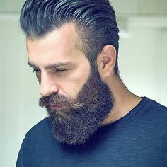Keep your beard full and healthy with our line of shaving products!