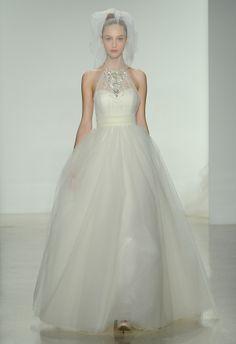 Amsale Spring 2014 Wedding Dresses