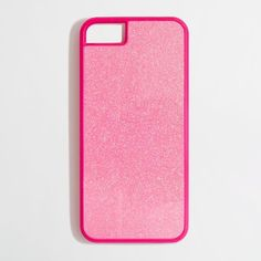 Factory glitter phone case for iPhone 5 Phone Cases More ($20) ❤ liked on Polyvore
