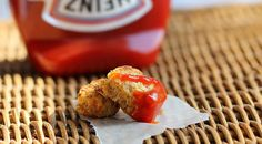 World's healthiest tater tots? Impossible to stop eating them? Must try!