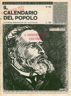 Il Calendario del Popolo n° 58, 1949