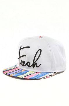 Neff Ill Snapback Hat at PacSun.com