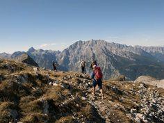 Der Herbst ist da - Wandern und Bergsteigen im Herbst - Berchtesgadener Land Blog