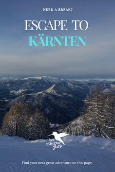 """Wir alle kennen das Gefühl, wenn es am Vorabend geschneit hat und wir vor lauter Freude am liebsten sofort auf den nächsten Berg fahren würden, um zu """"powdern"""".  Diese Verhältnisse findet man auf der Gerlitzen in Kärnten mit Blick auf den Ossiacher See. Mehr auf unserer Homepage :) #kärnten #gerlitzen #skifahren #snowboardfahren #urlaubinkärnten #urlaubinösterreich #winterwonderland #ausflügeinkärnten #ausflügeinösterreich #hierwohntdasglück #ossiachersee Snowboard, Need A Break, Greatest Adventure, Berg, Finding Yourself, Ski, Road Trip Destinations, Glee, Pictures"""