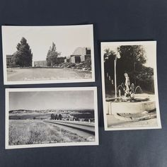 Lot of 3 RPPC Port Townsend Washington Public School Fountain Landscape Unposted | Collectibles, Postcards, US States, Cities & Towns | eBay!