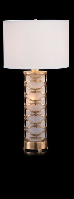 Illuminated Glass and Metal Table Lamp - Portable Lighting - New Introductions… Metal Table Lamps, Bedside Table Lamps, Luxury Lighting, Modern Lighting, Inside A House, Hotel Room Design, Room Lamp, Light Reflection, Room Lights