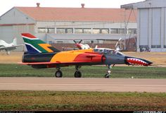 South African Air Force Atlas Cheetah D 861 Cheetah 2 taxies back to the hangar after a thrilling solo display at AAD 2014 Air Force Day, South African Air Force, Aircraft Pictures, Military Aircraft, Pilots, Wonders Of The World, Cheetah, Planes, Fighter Jets