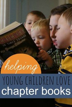 Booklist- Read Aloud Chapter Books: It's never too early to introduce your kindergarteners to chapter books. Chapter books teach kids to use their imagination instead of relying on pictures. Chapter books help kids keep track of the same story day after day. Here are some great tips on reading chapter books to your little ones. #readcharlotte