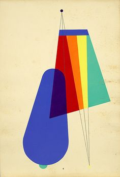 Long Distance (Revolving Doors) (Man Ray, 1916-1917)
