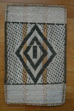 Mbole Losa Mat, D.R. Congo. 51 x 30,5 cm